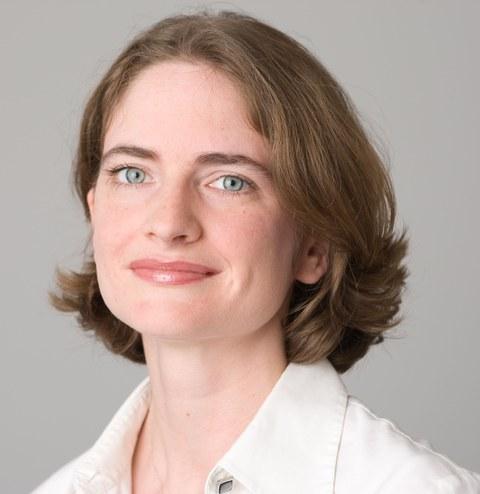 Portrait of Tanja Weil