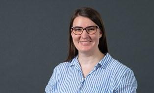 Portrait Lize-Mari van der Linden