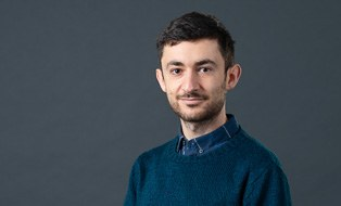 Portrait  Ilker Ali Deniz