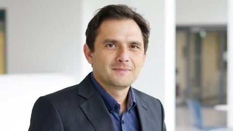 Portrait of Prof. Dr. Nikolay Ninov