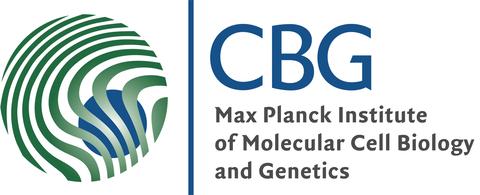 Max Planck Institute of Molecular Cell Biology and Genetics (MPI-CBG) logo