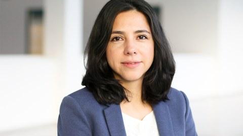 Portrait of Dr.Sandoval-Guzman