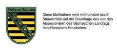 Logo of Free State Saxony