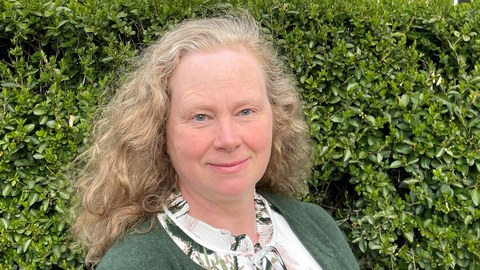 Porträt von Prof. Catherina Becker