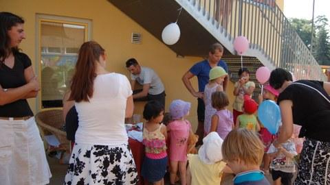 Summer Party at the Kita Biopolis