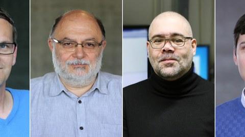 Prof. Simon Alberti, Prof. Teymuras Kurzchalia, Prof. Jochen Guck, Dr. Vasily Zaburdaev