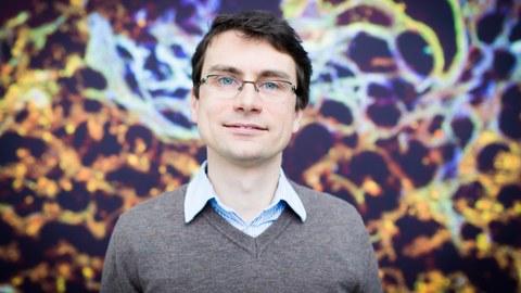 Porträt von Prof. Benjamin Friedrich