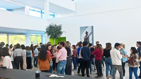 Das CMCB begrüßt 73 neue Studierende