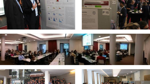 "Symposium ""Engineering Life 2013: Bio-molecular principles for novel methods and materials"" is drawn to a successful close"