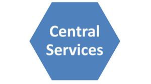 Organisation Teaser Central Services