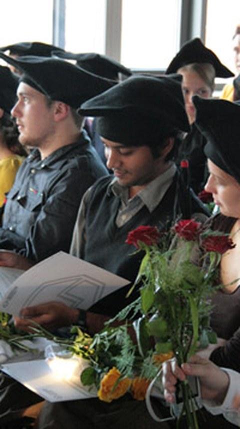 Graduation ceremony (MolBio)