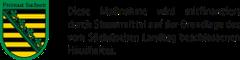Logo Mitfinanzierung durch Freistaat Sachsen