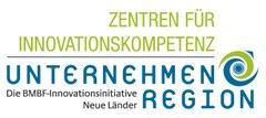 Logo Unternehmen Region / Zentren für Innovationskompetenz