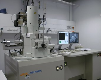 Cold-FEG Scanning Electron Microscope