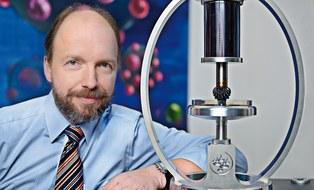Foto Professor Stefan Odenbach, Vorsitzender Hochschulsportbeirat