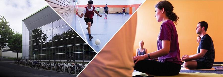 Tu Dresden Sport