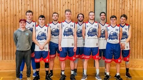 DHM Basketball Vorrunde 2019