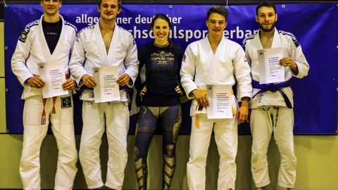 DHM Judo 2019