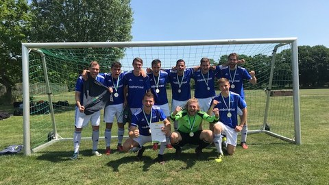 SHM Fußball 2019 in Leipzig