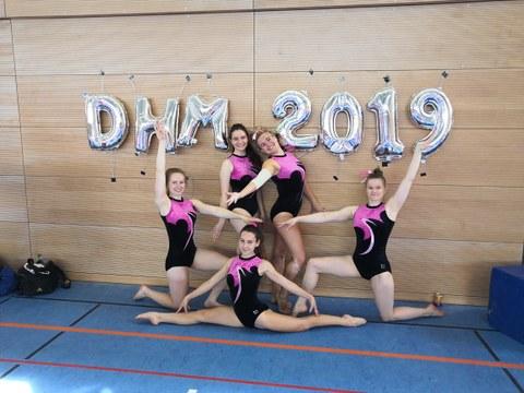 DHM Gerätturnen 2019 in München