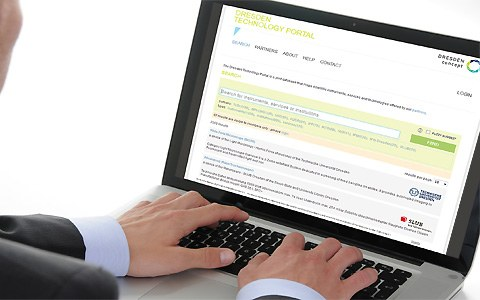 Search within Dresden Technology Portal