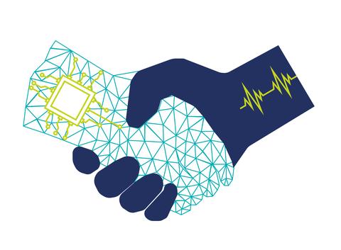 Vertrauenswürdige Elektronik für die Interaktion zwischen Mensch und Maschine
