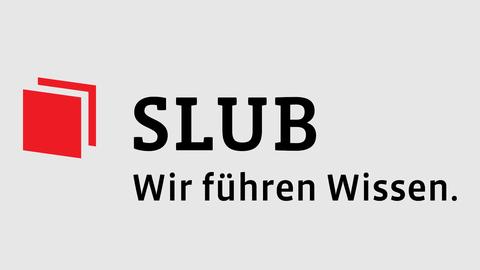 Logo of the  Sächsische Landesbibliothek – Staats- und Universitätsbibliothek
