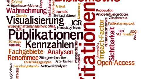 SLUB-Serviceangebote Open Evaluation / Bibliometrie