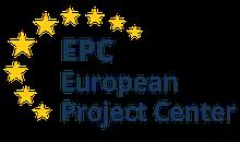 Logo des European Project Centers an der Technischen Universität Dresden