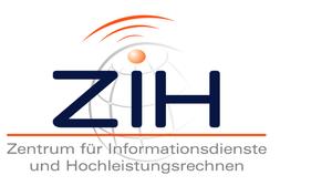 Logo des Zentrums für Informationsdienste und Hochleistungsrechnen der Technischen Universität Dresden