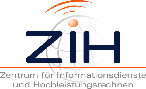Logo ZIH