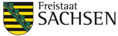 Logo des Freistaat Sachsen