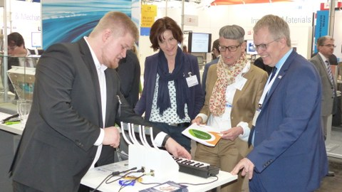 Meestand Hannover 2018