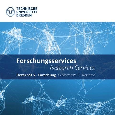 Broschüre Dezernat 5 - Forschung