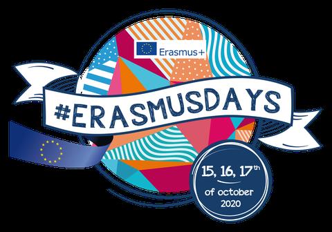 Logo Erasmusdays2020