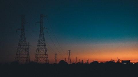 Solar, Sonnenuntergang