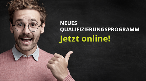 Qualifizierungsprogramm Online