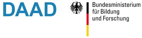 Logos DAAD und BMBF
