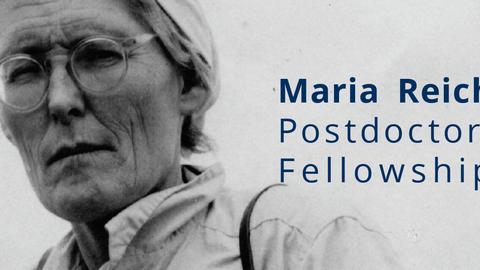 Portrait von Frau Dr. Maria Reiche