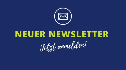 Neuer GA Newsletter