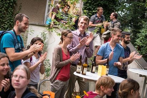 GA Sommerfest 2015 © Andre Wirsig
