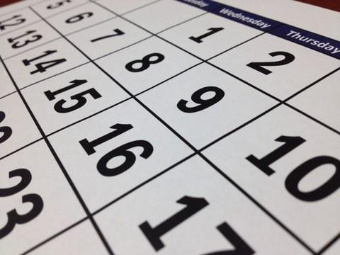 Kalender kostenfrei