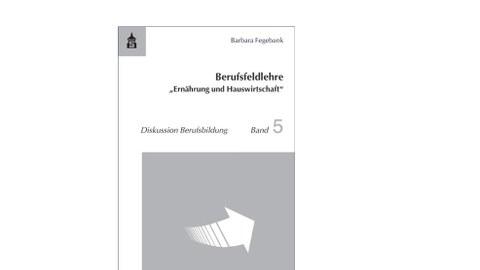 Foto Buchcover Berufsfeldlehre