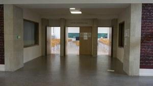 Eingang zum Klemperer-Saal