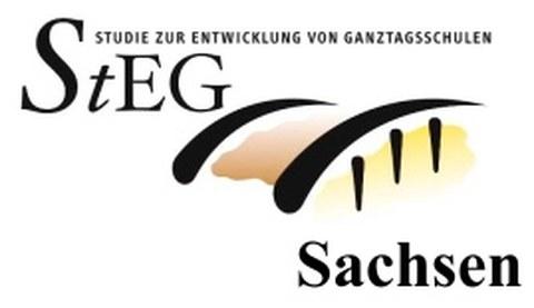 Logo StEG Sachsen