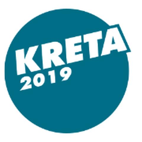Logo der Kritischen Einführungstage (KRETA) 2019
