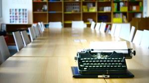 Schreibmaschine LFW