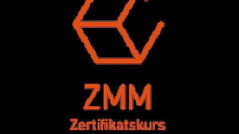 "ZMM Logo mit Untertitel ""Medienpädagogik & Mediendidaktik"""