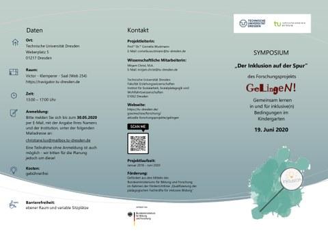 Flyer Symposium 2
