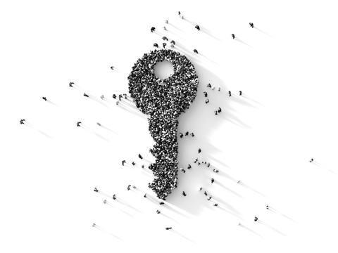 SLUB Schlüssel